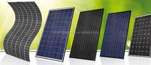 Wholesale high efficiency 130w mono solar panel for solar system