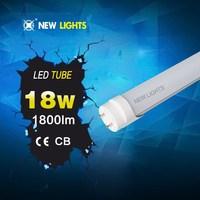 China supplier led tube light circuit diagram 18 watt led tubes 4ft t8 led tubes