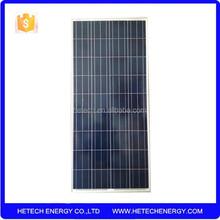 15 units of poly 150w 12v solar panel, solar panel 3000w