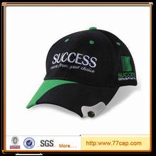 Trucker hat with custom logo and bottle opener