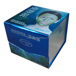 organic & mineral crystal collagen face masks for facial whitening