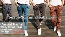 Los nuevos hombres Slim Fit premium de lujo Casual Pantalones Harem Pants 16972
