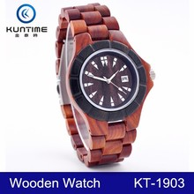 New Arrival Top Brand Hot Selling Wooden Mens Watches allibaba.com