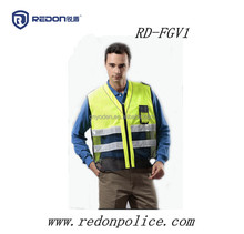 wholesale high visibility police traffic reflective vest/security products