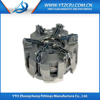 High Quality Dual Disc Clutch Walking Tractor for Mtz Tractor Parts