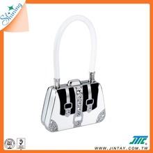 De lujo Cable de 3 dígitos contraseña candado ; bolso candado