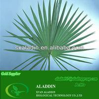 Top grade Saw palmetto P.E. fatty acid 25%-50%