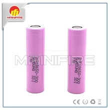 Digital camera battery 18650 30q 3000mah 3.7v lithium battery 30Q Inr 18650 li ion