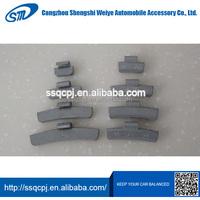 ZINC hook wheel weight hammer weight