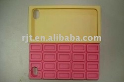 Water cube phone protective skin for iphone 4 g