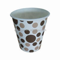 china factory high quality cold/ hot drink paper cups/ paper coffee cup