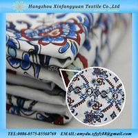 100% Cotton fabric custom printed cotton fabric