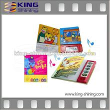 Electronic books for kids toys, pre-school learning book