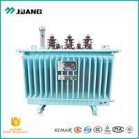 IEC standard various kva ratings oil immersed transformer AC 11kv 50Hz