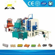production line QT4-20C new fly ash brick machine price