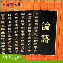 Bamboo handicrafts products with company logo