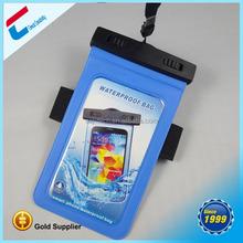 Manufacturer multi mobile phone waterproof bag,phone waterproof bag,pvc waterproof sling bag