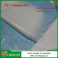 Anti-static PET Release Film used in hot&cold peeling