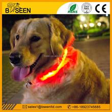 Wholesale Fashion LED Flashing dog collar for Sale