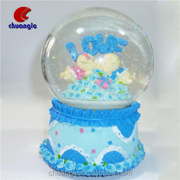 Water Globe Globe Kit,water Ball Craft
