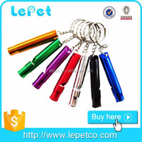 dog whistle for pet trainning/ Pet training ultrasonic dog whistle/ dog supplies to whistle/ No noise pollution no rust to carry