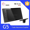 Ugee G5 2048 levels 9x6 inches 5080LPI designing input tablet