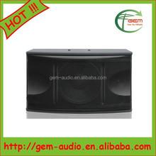 High Quality KTV Karaoke Loudspeaker/DJ Mixer Sound System From Factory Gem-8001