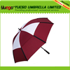 custom print advertising no metal rain promotional golf umbrella
