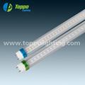 VDE/DLC/UL//TUV aprobado Ra> 80 y eficacia luminosa de 95lm/w 25W T8 tubo led luz