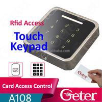 ARM processor inside Access Control,greater card capacity Access Control JTL A108