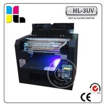 HL-3UV For Sale, Pen UV Printer Machine, Automatic Height Adjustment