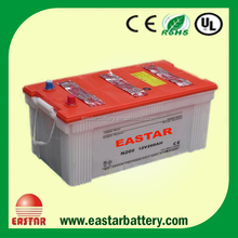Factory OEM Auto Battery Dry Charged Car battery With DIN / JIS Standard
