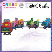Top quality branded electric mini train ride