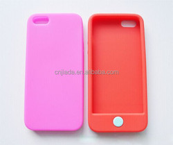 Hot silicone case for iphone 5/5s