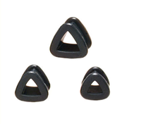 2014 Promotional gift custom shape silicone ear plugs for men and women