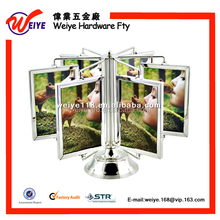 Rotating sell well Fashion Picture Frame DIY Europe