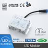 95% transimtance lens aluminum PCB 15w led module outdoor light