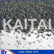 Abrasive steel grit cast steel grit GP80/SG0.3 for shot peening-America SAE Standard for hot sale