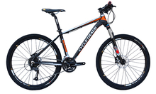 2015 OEM Light Weight Aluminium Alloy Fork Suspension Mountain Bicycle MTB 26er/29er/27.5er 17''/19''/21'' Speed 27