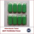anti la coccidiose albendazole comprimés 360mg