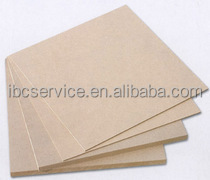 High quality and low price melamined mdf