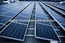 solar power plant in gujarat, india