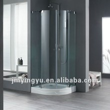 AQOC2806CL frameless sector comfort room for shower