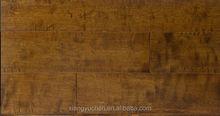 2014 New Arrival Handscraped Hardwood Floors