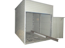 Car Metal Garage/commercial garage shed/folding metal garage