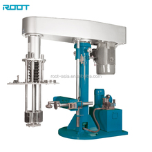 Chemical basket grinding equipment for ink,paint,dye,coating