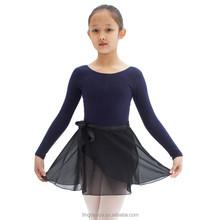 2015 new satin tied chiffon skirt