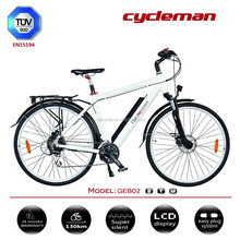 250w Gentleman ebike 700c , samsung battery inside the frame , comfortable and simple