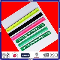 custom print new product colorful pvc reflective band