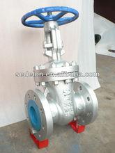 Stem gate valve class300